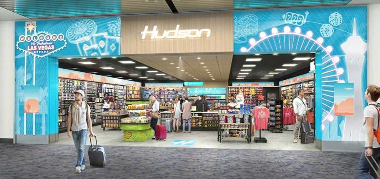 旅行专家哈德森计划在2020年改造商店和移动应用程序插图