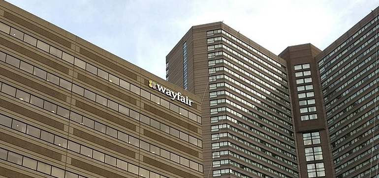 Wayfair makes a profit as Q2 sales spike 84%