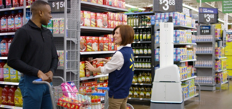 Walmart adds nearly 4K robots to stores