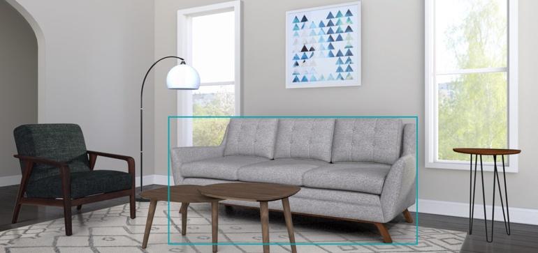 Amazon sets up virtual furniture showroom online