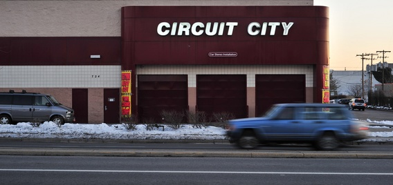Circuit City Chapter 11 bankruptcy