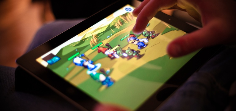 Study: Mobile games better for brand safety than social media