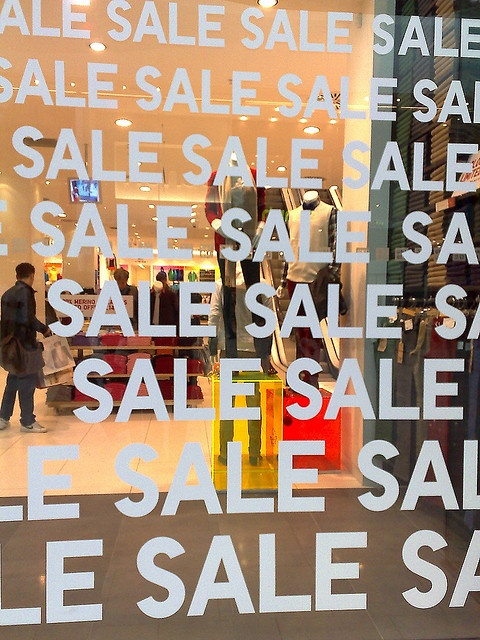 Discount-mania: Are the days of charging full price over?