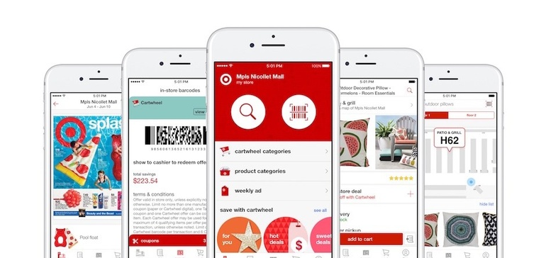 Target's app to guide customers through stores and to deals | Retail Dive