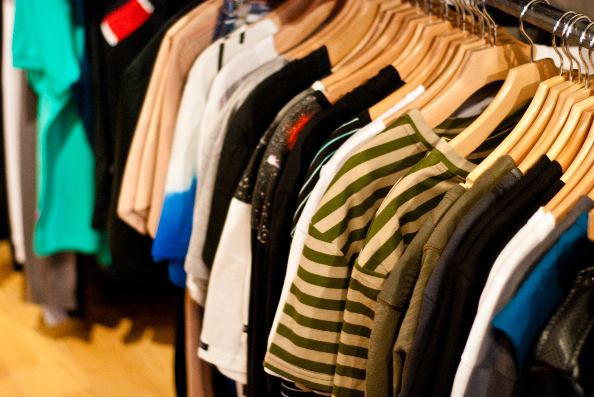 27% of apparel sales are now online