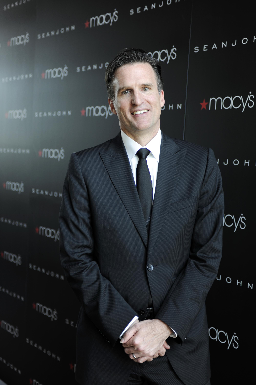 Macy's new CEO Jeff Gennette